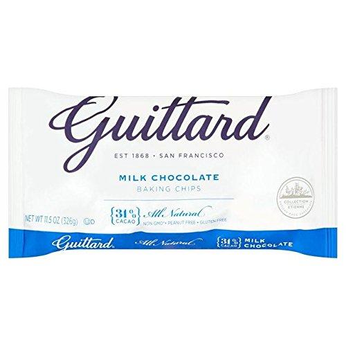 Guittard Milk Chocolate Maxi Baking Chips -