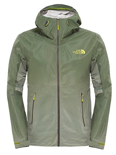 Best waterproof shell jackets reviewed 2016 outdoors magic the north face fuseform dot matrix jacket mens scallion green tri matrix l gumiabroncs Images