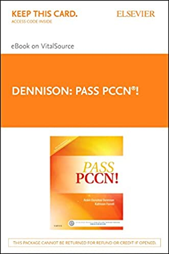 Pass pccn 1e array pass pccn elsevier ebook on vitalsource retail access card 1e rh fandeluxe Image collections