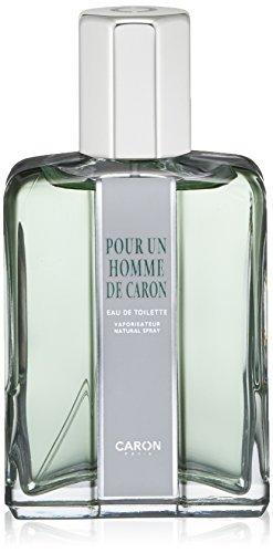 (CARON PARIS Pour Un Homme De Caron Eau de Toilette Spray, 2.5 Fl Oz)