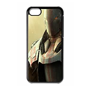 IPhone 5C Cases Soldier, Iphone 5c Case for Men Cheap - [Black] Okaycosama