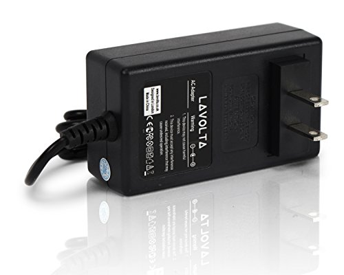 12v Lavolta Ac Adapter Power Supply Cord For Williams