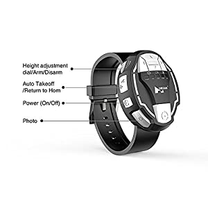 HT006 GPS Watch for Hubsan X4 H501S H501A H502S H502E H109S Quadcopter by HUBSAN