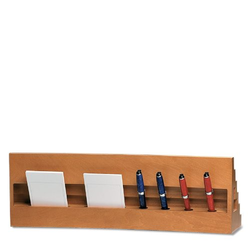 Levenger Note Card Bleachers - Natural Cherry (AD6755 CH) by Levenger (Image #1)