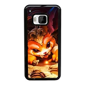HTC One M9 Cell Phone Case Black League of legends-Gnar ST1YL6750034