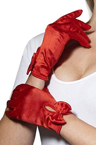 Smiffys Gloves, Short