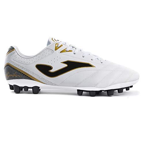 Artificiale scarpe Scarpa Calcio Aguila Aguis 902 Joma Erba Bianco ptSwqPp