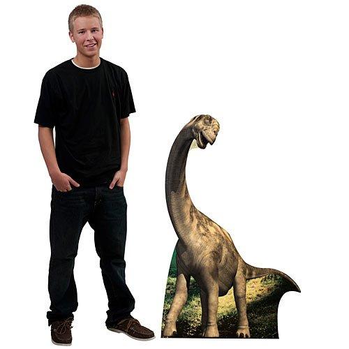 3 ft. 10 in. Camarasaurus Dinosaur Standee Standup Photo Booth Prop Background Backdrop Party Decoration Decor Scene Setter Cardboard Cutout
