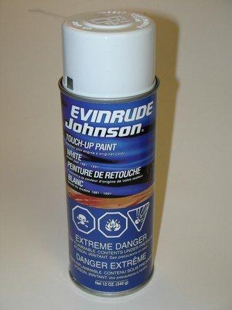 Evinrude Etec Spray Paint White Amazon