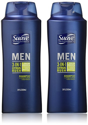 Suave Shampoo Conditioner Citrus Ounce product image