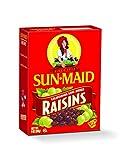 Sun Maid California Raisins Bag in Box, 9 Ounce (Pack of 24)