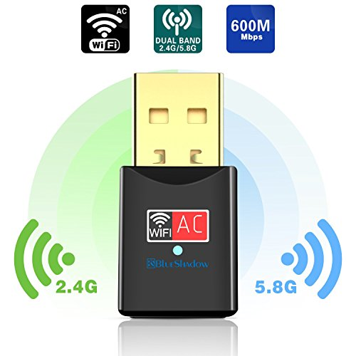Blueshadow USB WiFi Adapter