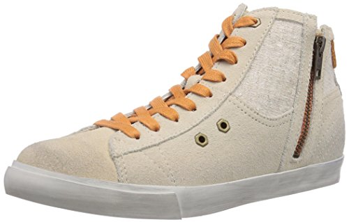 ek F Wei Sneaker l Timberland Glastenbury Zip Blanc Hautes White off Baskets Ftw Femme Side Chukka wYOpBtq