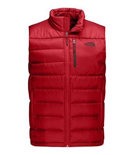 The North Face Men's Aconcagua Vest - Cardinal Red - S (Past Season)