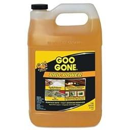 Goo Gone 2085 WMN Pro-Power Cleaner, Citrus Scent, 1 gal Bottle