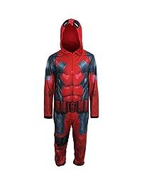 Marvel Deadpool Uniform Union Suit