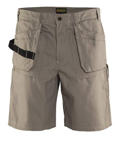 Blaklader Bantam Work Shorts (Men's Size 40, Stone) ()