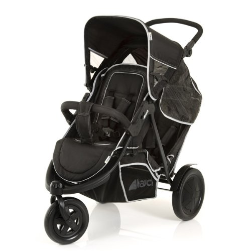 Hauck Freerider in Line Tandem Double Buggy 2