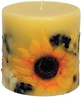 product image for Habersham - Sunflower Lemon Vanilla Luminary Candle 4 X 4