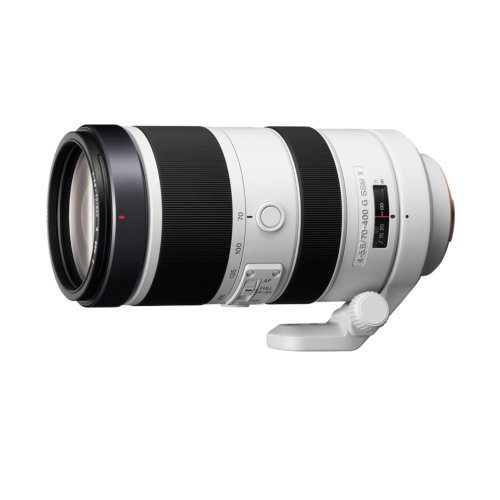 Sony SAL-70400G2 70-400mm F4-5.6 G SSM Super Telephoto Zoom Lens