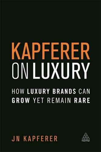 Kapferer on Luxury: How Luxury Brands can Grow Yet Remain - Online Luxury