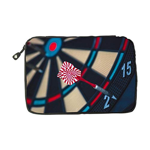 Electronic Dart Board Electronic Accessories Bag Travel Storage Bags Universal Zipper Package Multi-Purpose USB Cable Pouch For Mini -
