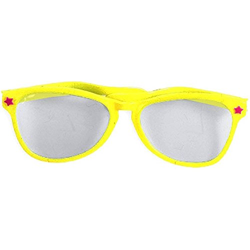 Forum Novelties Giant Clown Sunglasses