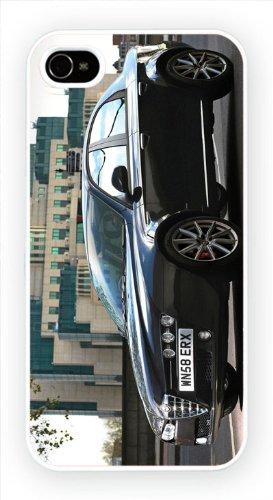 Quantum of Solace Alfa Romeo 159, iPhone 4 4S, Etui de téléphone mobile - encre brillant impression