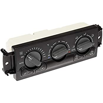 Image of Dorman 599-215 HVAC Control Module for Select Chevrolet/GMC Models Air Conditioning & Heater Control