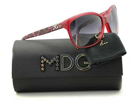 786a5da2a0c Image Unavailable. Image not available for. Colour  Dolce   Gabbana Madonna  4097 Red 17448G Dolce   Gabbana Sunglasses