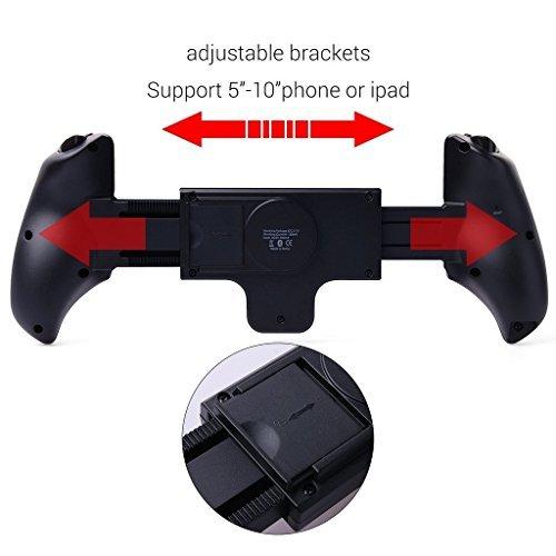 SmartOmni Ipega Wireless Telescopic Bluetooth Controller Ipega PG-9023 Joystick Gamepad for Android iPad iOS