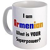 CafePress %2D I Am Armenian Mug %2D Uniq