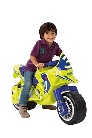 Juguettos Moto Trail Verde