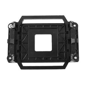 SODIAL(R) Soporte de Ventilador para AMD Enchufe 940 AM2 CPU - Negro