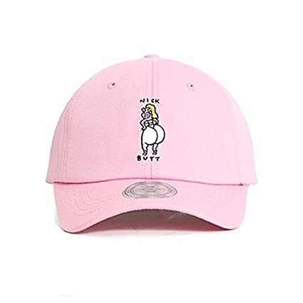1ced08948c28 Hatrita-J Girls Baseball Cap Pink Beauty Hip Figures In Spring And Summer  Fashion Peaked