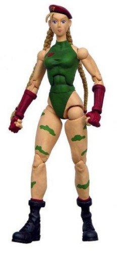 - SOTA Toys - Street Fighter série 2 figurine Cammy 18 cm