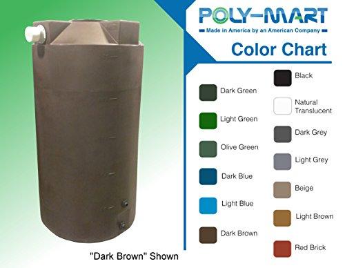 est Collection Tank, Dark Brown ()