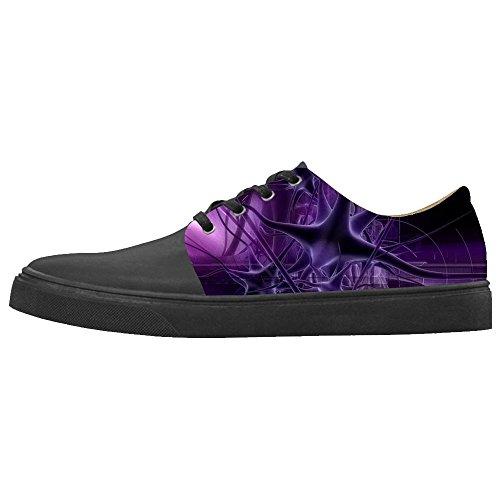 Shoes Scarpe Custom Scarpe Women's Stampa Scarpe 3D Le Le Le Canvas stereoscopica 1q4X1U
