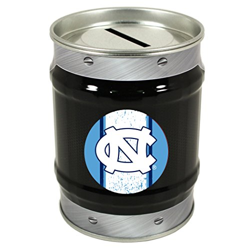 - UNC Tar Heels Tin Money Bank