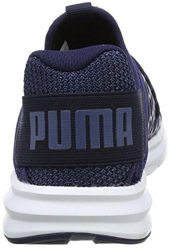 Nf Puma Indigo Homme Bleu Enzo De blue Cross Chaussures peacoat qrC5xr