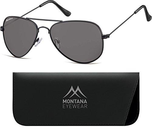 Black Multicolore de Lunettes Montana Lenses Matt Soleil Mixte G15 x7Yqnq1