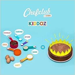 Amazon Fr Coffret Kiddoz On S Amuse En Cuisine Avec Les