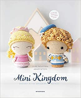 Fun and Easy Amigurumi: Crochet patterns to create your own dolls ... | 314x260