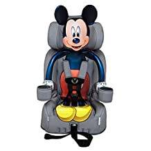 KidsEmbrace Friendship Combination Booster - Mickey Mouse, Grey/Black