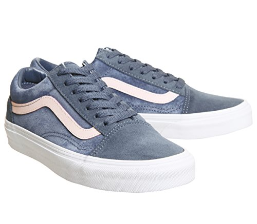 Homme True Basses Peony Sneakers Exclusive China Blue Vans Silver qxfgnC6xw