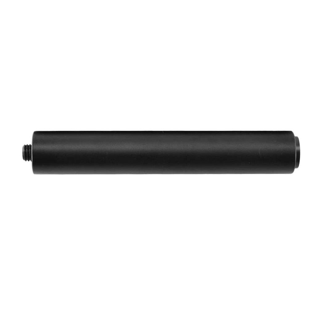 CUTICATE 20,2 cm Extensor de Taco de Billar de Aleaci/ón de Aluminio Soporte de Billar Apto para Mezz Pool Cue