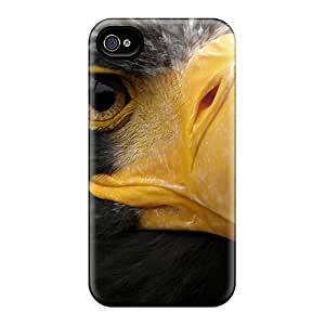 Fashion Design Hard Case Cover/ Mll6614chwu Protector For Iphone 4/4s