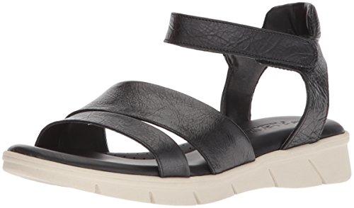 Black Sandalo Flexx Kean Donna Crossover Il f7g6qY6