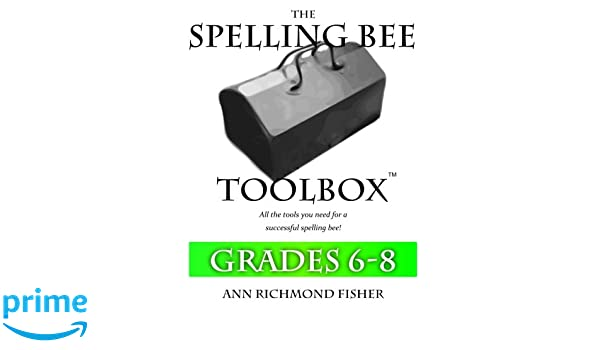 Amazon.com: The Spelling Bee Toolbox for Grades 6-8: All the ...