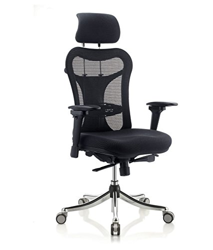AE Designs Optima Chair in Black